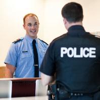 Non-core policing services