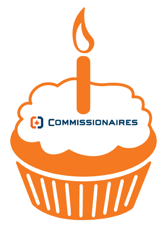 Commissionaire Birthday