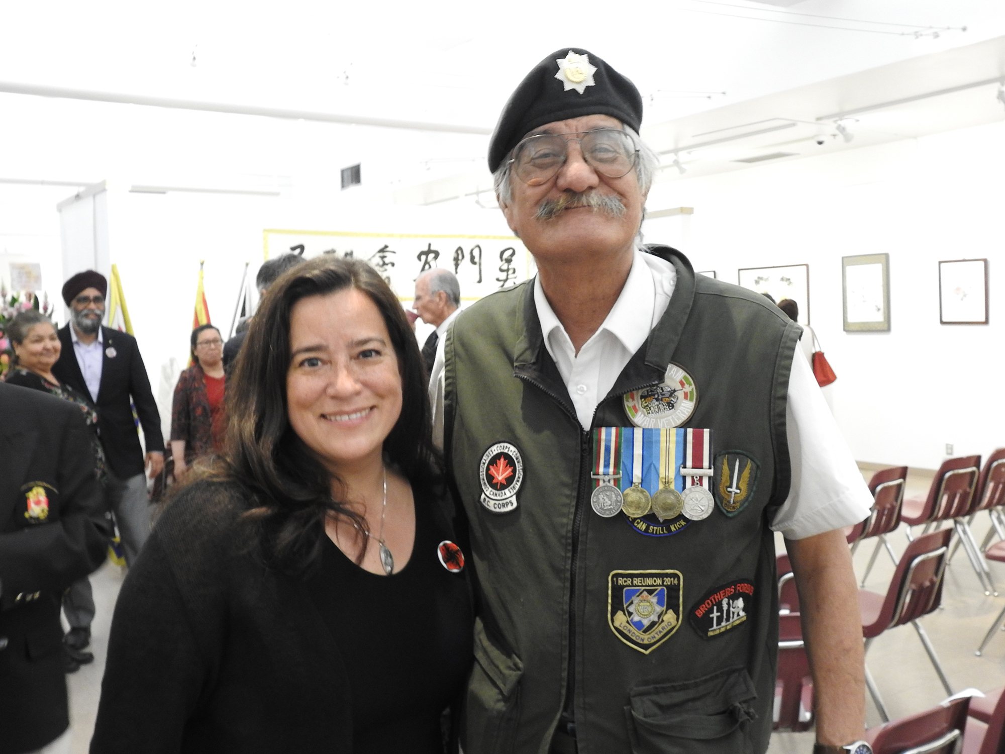 Forgotten Indigenous War Veterans Event