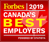 Forbes 2019 Canada's Best Employers